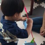 ママのお手伝いが、幼児の能力を引き出す