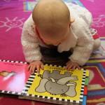 0歳児からの絵本の読み聞かせ
