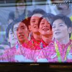 体操チーム日本金メダル取りましたね!