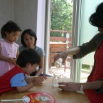 子育てママでも簡単にできる集中力の訓練