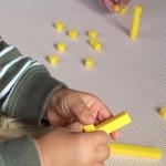 赤ちゃんでもできる簡単な数遊びで算数学習