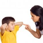 叱れないママが子どもを不安にさせる