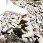 """順番を守る・順番を知るには""""石""""でも教えられます"""