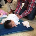 赤ちゃんの運動能力を高める3つの方法!